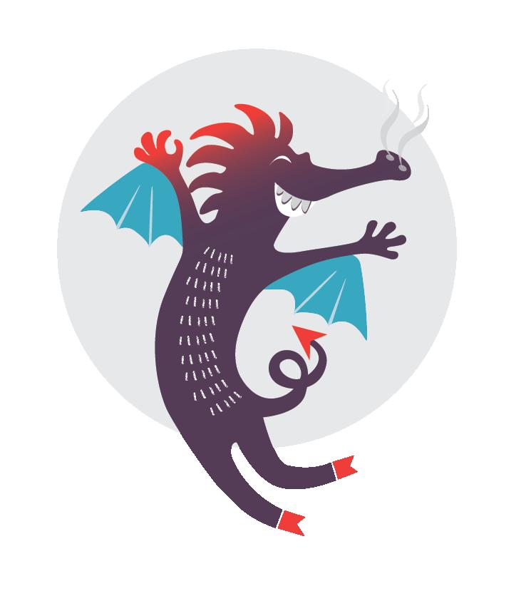 Bild happy Dragon - Raucherentwöhnung für Mitarbeiter
